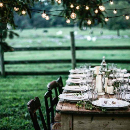 Perfect Summer Outdoor Table | Covet Living