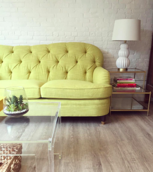 Kate Spade Sofa, Erin Gates | Covet Living