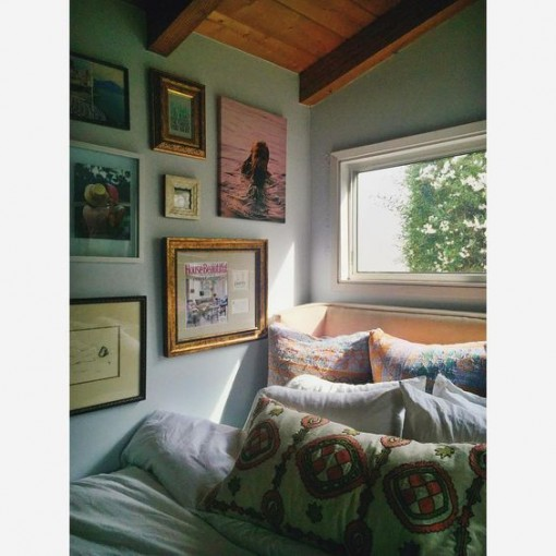 Steph's Bedroom in the Morning | Covet Living